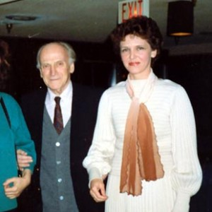 with Menuhin America Tour 1992